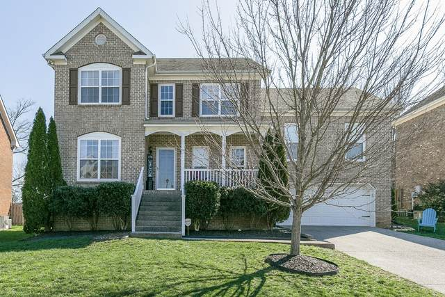 1024 Belcor Dr, Spring Hill, TN 37174 (MLS #RTC2123831) :: Felts Partners