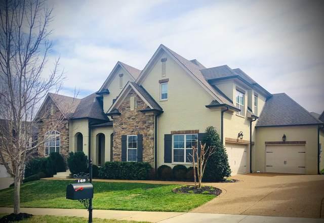 169 Princess Cir, Franklin, TN 37064 (MLS #RTC2123832) :: Village Real Estate