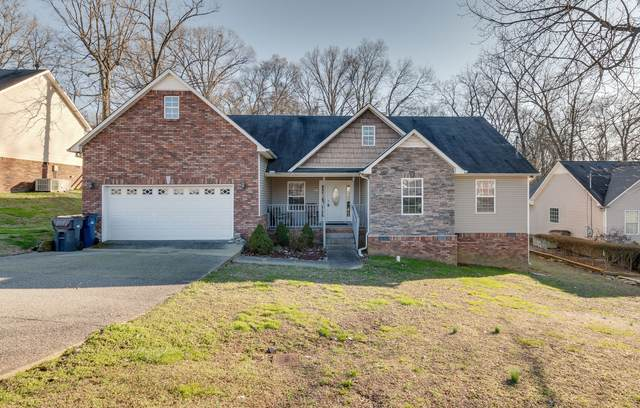 223 Shady Dr, Columbia, TN 38401 (MLS #RTC2123855) :: The Kelton Group