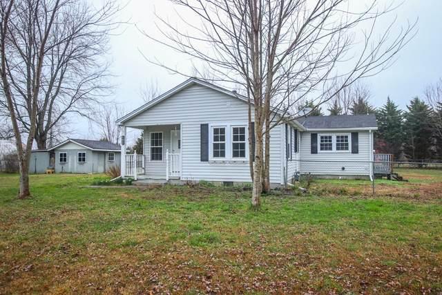 492 Smith Rd, Bradyville, TN 37026 (MLS #RTC2123858) :: Benchmark Realty