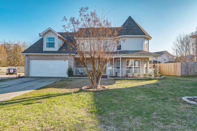 708 Sunnyvale Ct, Antioch, TN 37013 (MLS #RTC2123919) :: Team Wilson Real Estate Partners