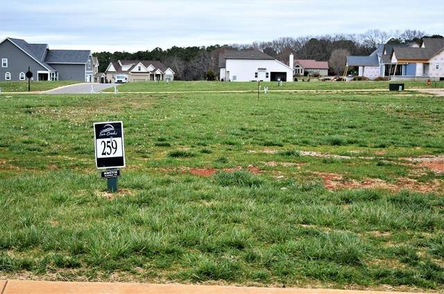 259 Lot Why Worry Lane, Winchester, TN 37398 (MLS #RTC2123944) :: Kenny Stephens Team