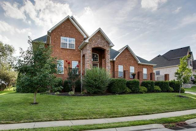 1017 Fitzroy Cir, Spring Hill, TN 37174 (MLS #RTC2123956) :: Benchmark Realty