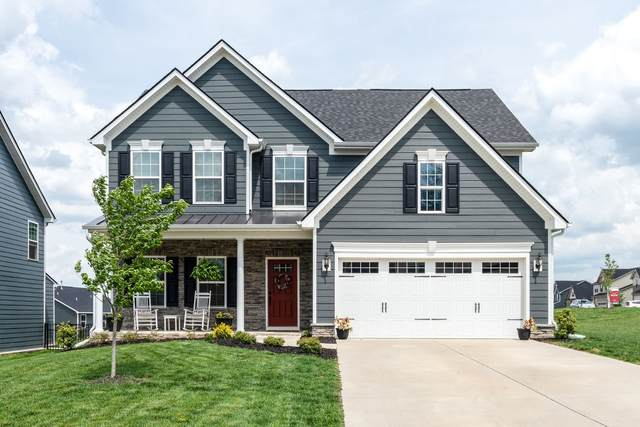 1965 Allerton Way, Spring Hill, TN 37174 (MLS #RTC2123990) :: Felts Partners