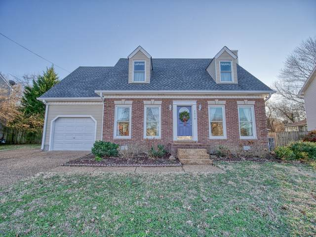 1516 Birchwood Cir, Franklin, TN 37064 (MLS #RTC2124000) :: The Easling Team at Keller Williams Realty