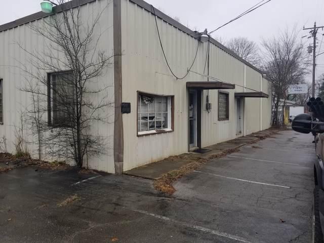 204 W Short St, Manchester, TN 37355 (MLS #RTC2124029) :: Village Real Estate