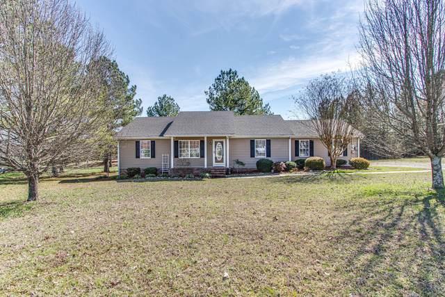 107 Sanders St, Shelbyville, TN 37160 (MLS #RTC2124035) :: REMAX Elite