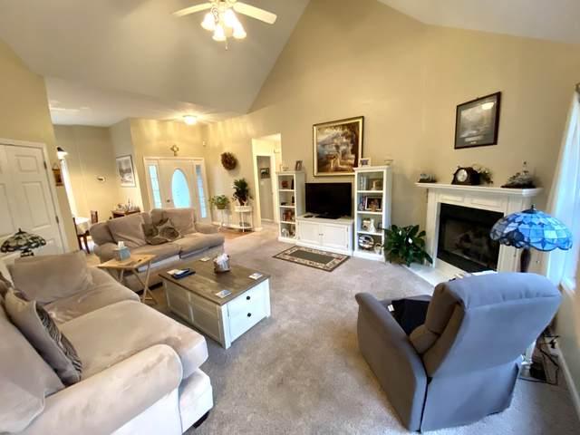 629 E Glenridge Ln, Clarksville, TN 37043 (MLS #RTC2124037) :: Village Real Estate