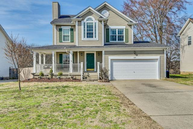 126 Waters Edge Ln, Hendersonville, TN 37075 (MLS #RTC2124039) :: Armstrong Real Estate