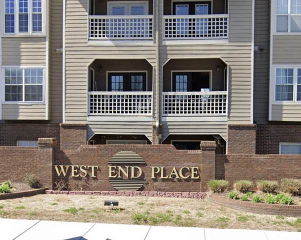 125 W End Pl #125, Nashville, TN 37205 (MLS #RTC2124089) :: Felts Partners