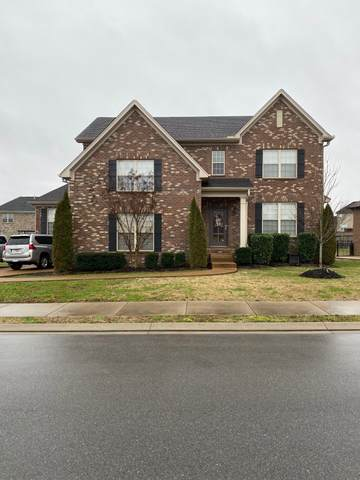 134 Captains Cir, Hendersonville, TN 37075 (MLS #RTC2124128) :: Village Real Estate