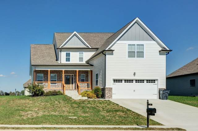 1013 Chagford Drive, Clarksville, TN 37043 (MLS #RTC2124133) :: Village Real Estate