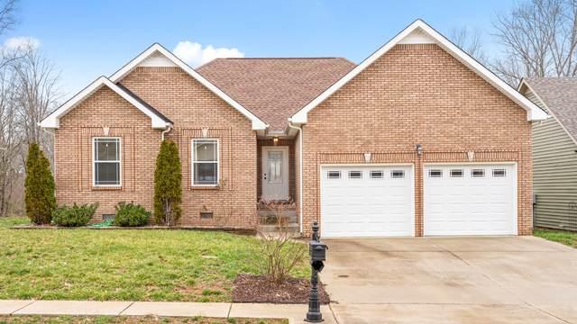 2610 Alex Overlook Way, Clarksville, TN 37043 (MLS #RTC2124134) :: Village Real Estate