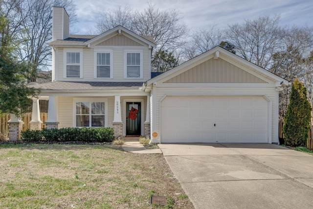 8245 Boone Trace, Nashville, TN 37221 (MLS #RTC2124137) :: Felts Partners