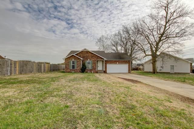 2647 Del Ray Dr, Clarksville, TN 37040 (MLS #RTC2124163) :: John Jones Real Estate LLC