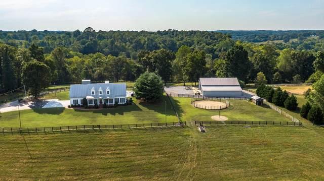 885 Southerland Road, Dickson, TN 37055 (MLS #RTC2124180) :: John Jones Real Estate LLC