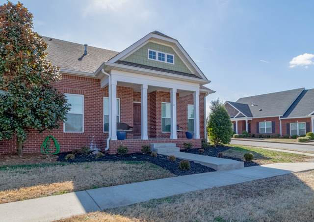 456 Pond Apple Rd. #21, Clarksville, TN 37043 (MLS #RTC2124213) :: Benchmark Realty