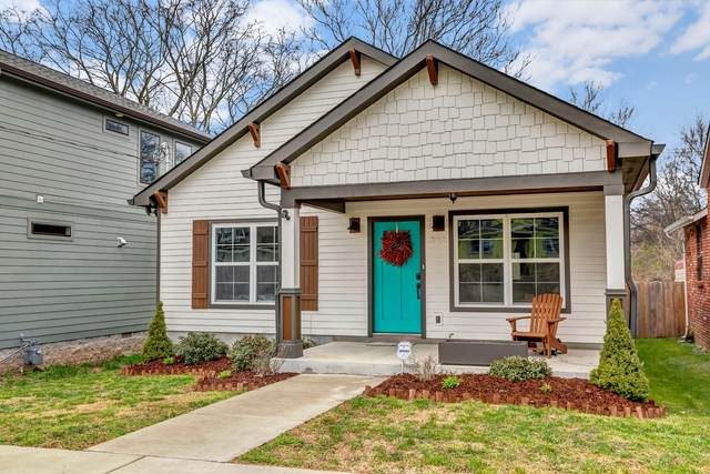 1722 Knowles St, Nashville, TN 37208 (MLS #RTC2124259) :: Maples Realty and Auction Co.