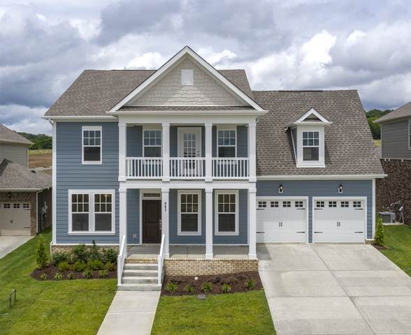 932 Orchid Place #578, Hendersonville, TN 37075 (MLS #RTC2124305) :: RE/MAX Homes And Estates