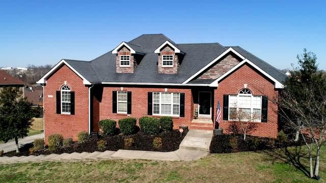 954 Terraceside Cir, Clarksville, TN 37040 (MLS #RTC2124336) :: HALO Realty