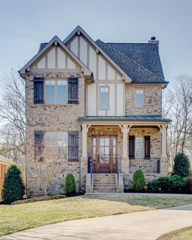 1503 Clifton Ln, Nashville, TN 37215 (MLS #RTC2124344) :: The Kelton Group
