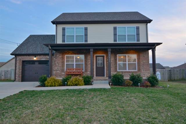 1002 Sunrise Dr, Clarksville, TN 37042 (MLS #RTC2124433) :: Black Lion Realty