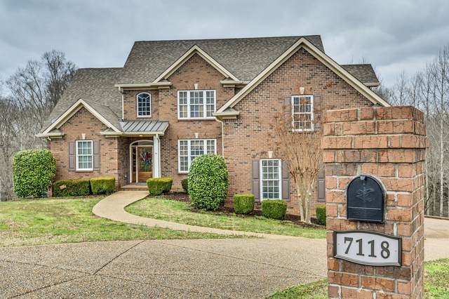 7118 Pleasant Grove Ct, Fairview, TN 37062 (MLS #RTC2124466) :: RE/MAX Choice Properties