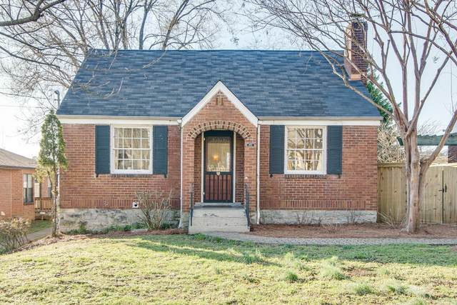 1711 Stewart Pl, Nashville, TN 37203 (MLS #RTC2124477) :: Maples Realty and Auction Co.