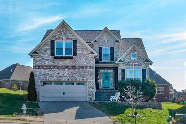 2006 Searles Ct, Spring Hill, TN 37174 (MLS #RTC2124547) :: Felts Partners