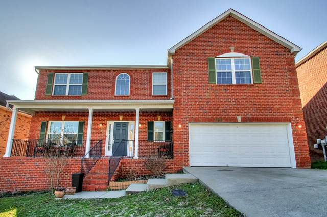 2633 Bowwater Ln, Antioch, TN 37013 (MLS #RTC2124572) :: Team Wilson Real Estate Partners
