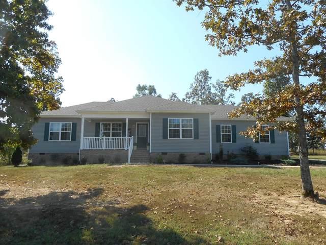 540 Presley Cir, Mount Pleasant, TN 38474 (MLS #RTC2124580) :: Ashley Claire Real Estate - Benchmark Realty