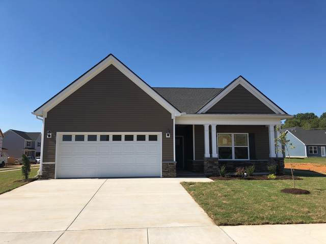 353 Turney Lane (Lot 60), Spring Hill, TN 37174 (MLS #RTC2124593) :: RE/MAX Homes And Estates