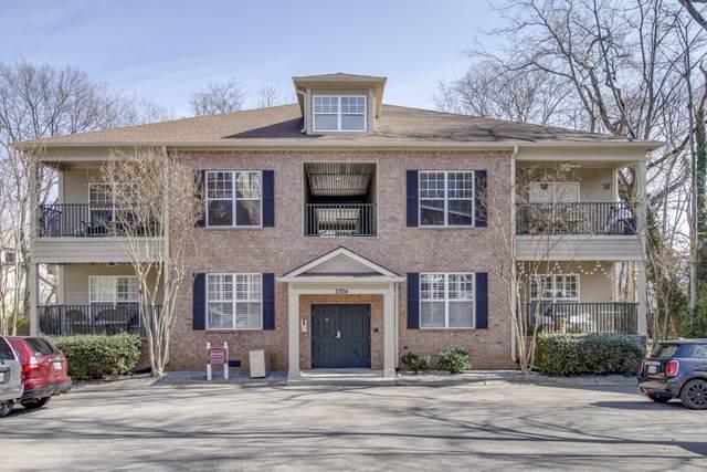 2304 Elliott Ave #201, Nashville, TN 37204 (MLS #RTC2124613) :: RE/MAX Homes And Estates
