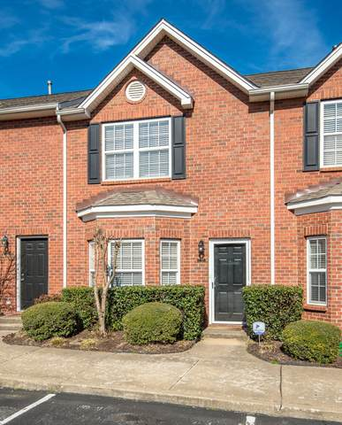1101 Downs Blvd F105, Franklin, TN 37064 (MLS #RTC2124666) :: The Helton Real Estate Group