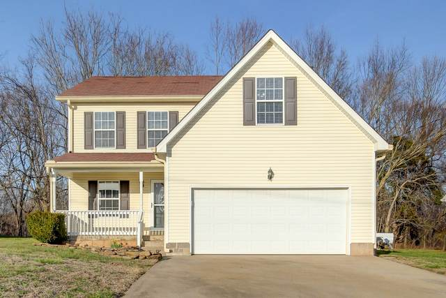 302 Grant Ave, Oak Grove, KY 42262 (MLS #RTC2124736) :: RE/MAX Homes And Estates
