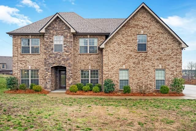 1009 Cascadeway Dr, Murfreesboro, TN 37129 (MLS #RTC2124794) :: Nashville on the Move