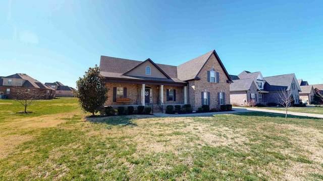 1211 Lewis Downs Dr, Christiana, TN 37037 (MLS #RTC2124806) :: Team George Weeks Real Estate