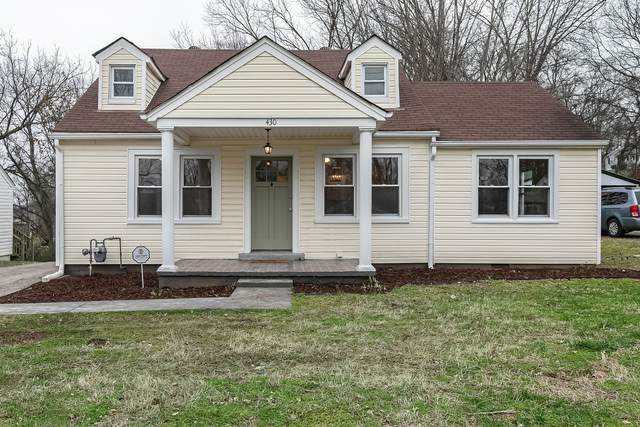 430 Hickman St, Columbia, TN 38401 (MLS #RTC2124813) :: RE/MAX Homes And Estates