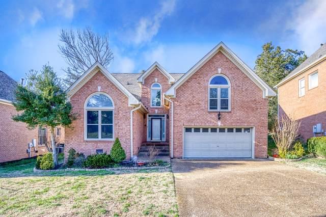 913 Wonderland Pass, Hermitage, TN 37076 (MLS #RTC2124814) :: Team Wilson Real Estate Partners