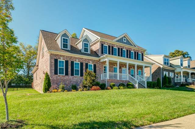 1385 Round Hill Ln, Spring Hill, TN 37174 (MLS #RTC2124853) :: Felts Partners