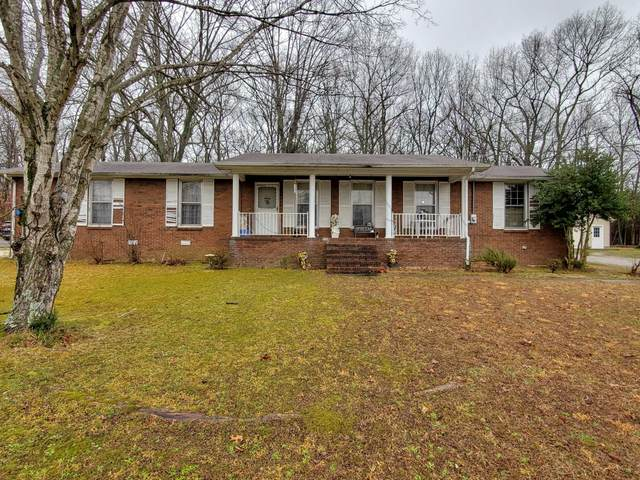 1021 Oakdale St, Manchester, TN 37355 (MLS #RTC2124857) :: Village Real Estate