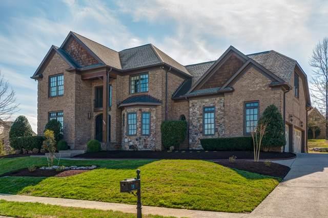 1107 Watkins Creek Dr, Franklin, TN 37067 (MLS #RTC2124862) :: Village Real Estate