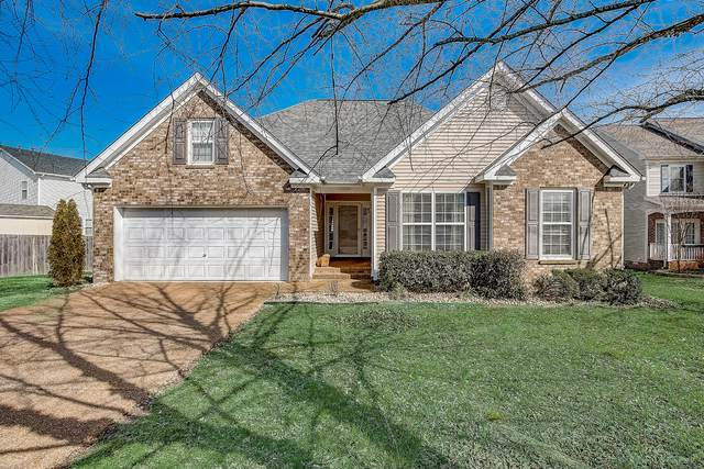 1402 Staunton Mill Ct, Thompsons Station, TN 37179 (MLS #RTC2124863) :: RE/MAX Homes And Estates