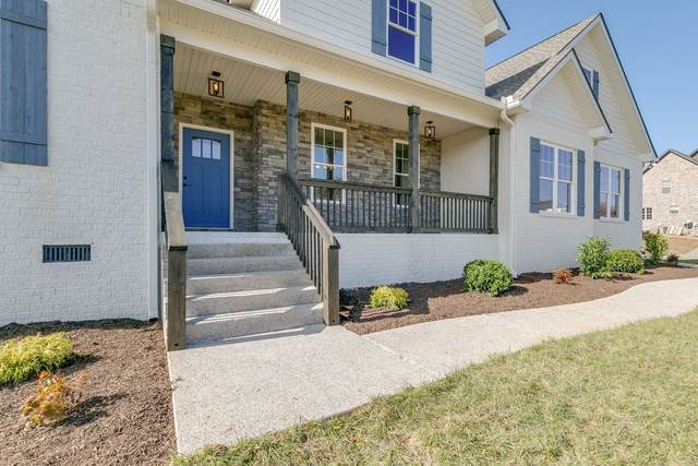 1359 Round Hill Ln., Spring Hill, TN 37174 (MLS #RTC2124938) :: Felts Partners