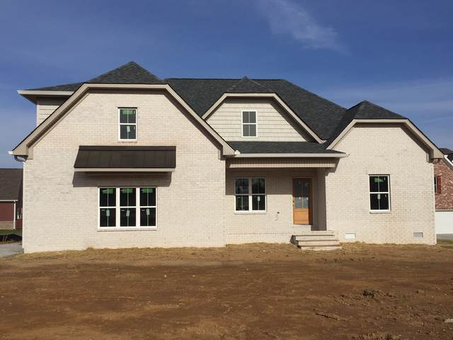 129 Spencer Springs Dr, Gallatin, TN 37066 (MLS #RTC2124987) :: Nashville on the Move