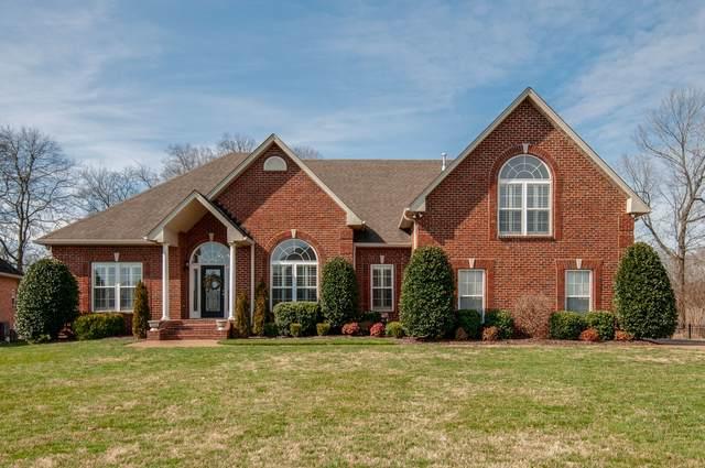 1021 Somerset Downs Blvd, Hendersonville, TN 37075 (MLS #RTC2124991) :: Village Real Estate