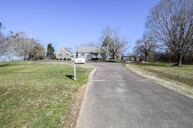 1136 Hartsville Pike, Gallatin, TN 37066 (MLS #RTC2124996) :: Nashville on the Move