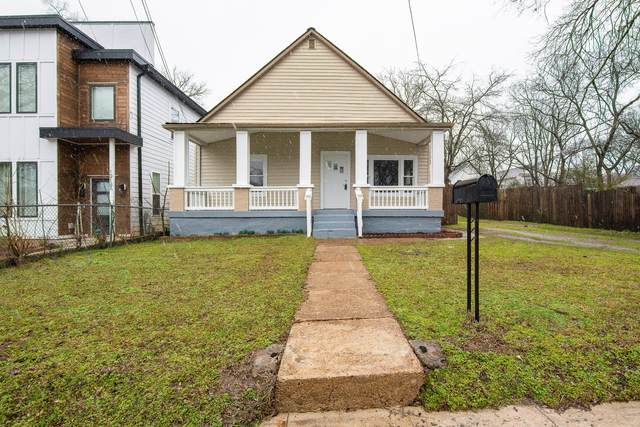 1916 11th Ave N, Nashville, TN 37208 (MLS #RTC2125097) :: The Huffaker Group of Keller Williams