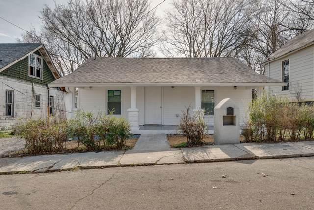 116 Jordan Ave, Mount Pleasant, TN 38474 (MLS #RTC2125132) :: RE/MAX Homes And Estates