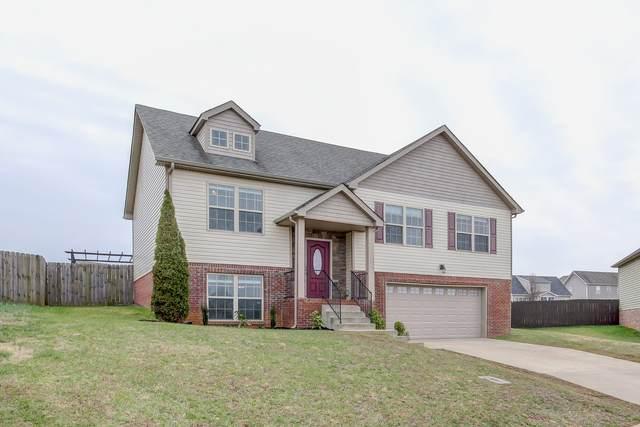 1034 Reagan Ct, Clarksville, TN 37042 (MLS #RTC2125182) :: Village Real Estate